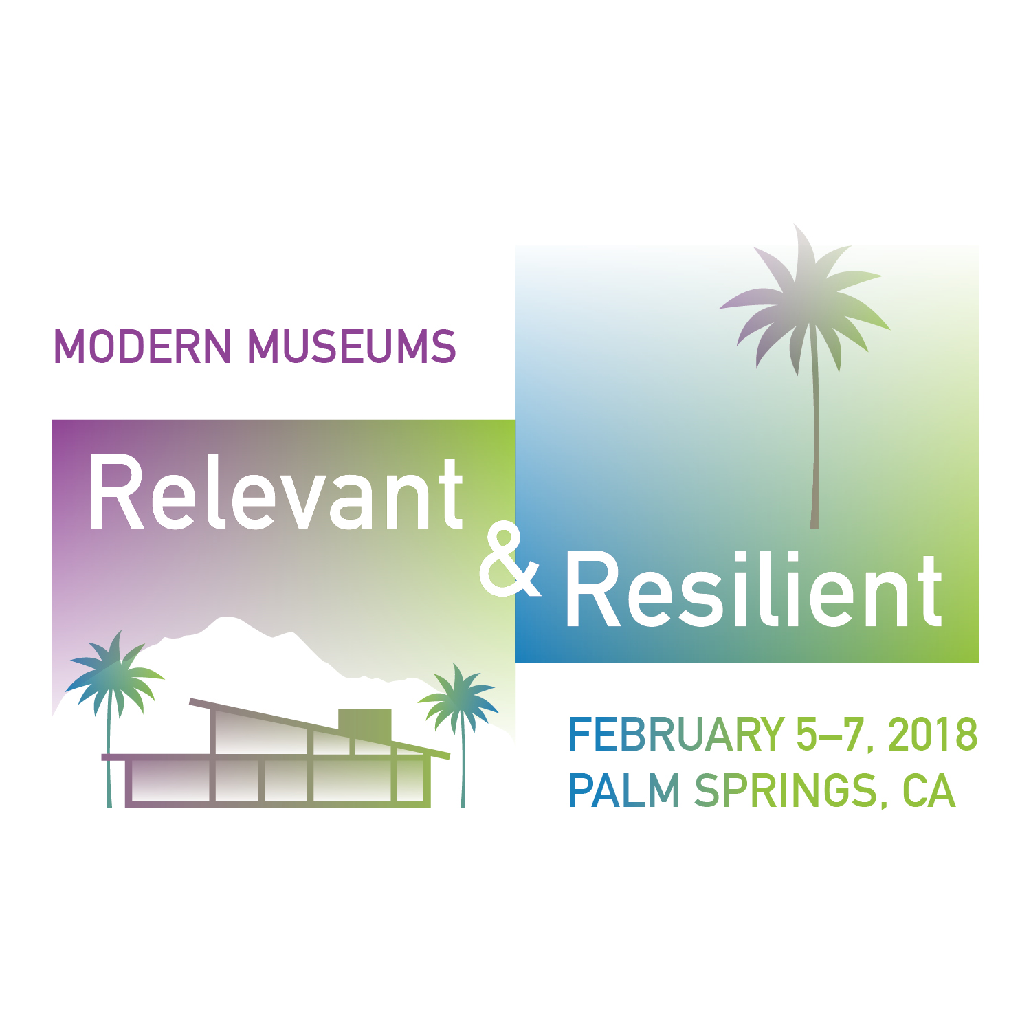 Modern Museums: Relevant & Resilient, CAM 2018